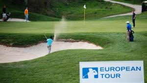 European Tour, the European golf circuit