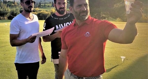 Entrevista a José Miguel Uroz Pérez, antiguo alumno del Curso Superior de Mantenimiento de Céspedes Deportivos edición 2017/18